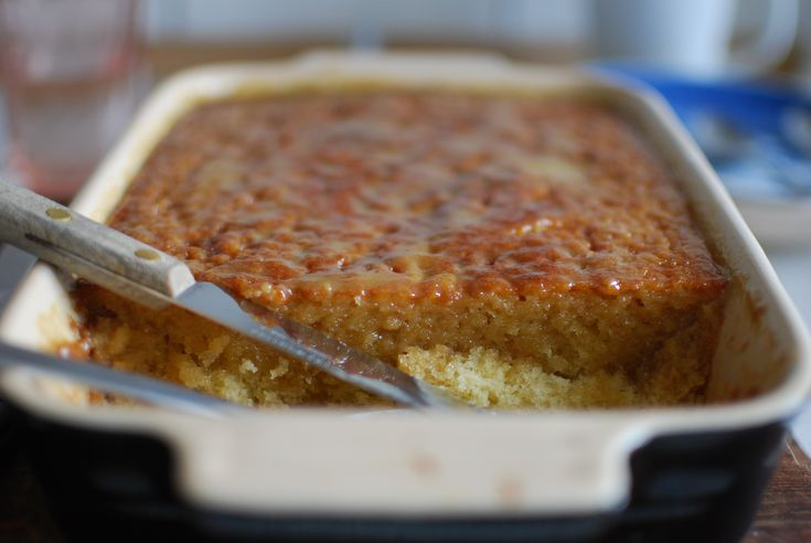 Malva pudding – an amazing South African dessert