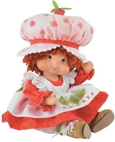 Vintage Strawberry Shortcake Dolls  The Sweet Scented Ones!