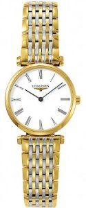 Longines La Grande Classique Two Tone PVD Womens Watch - L42092117 - my watch