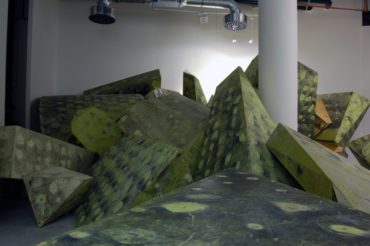 Galerie Die Aktualität des Schönen..., Liberec, Exposition, Štefan Papčo