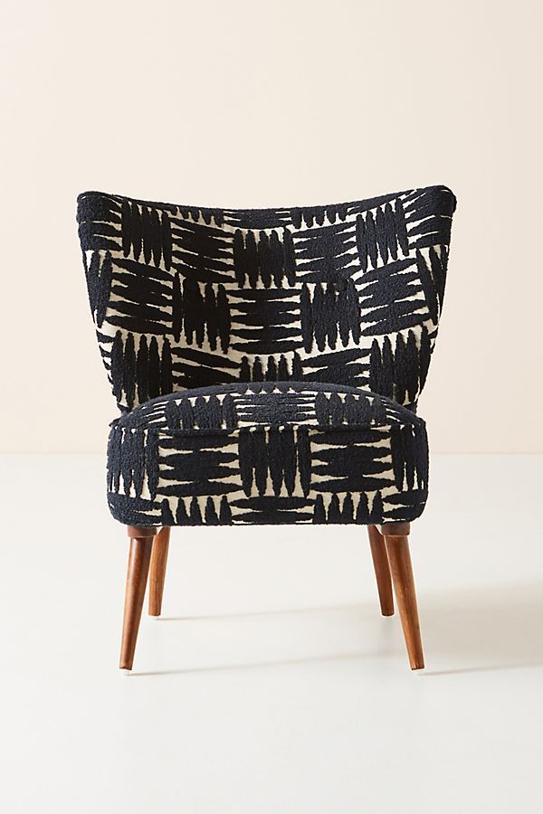 Mumbai Petite Accent Chair Anthropologie Accent Chairs For