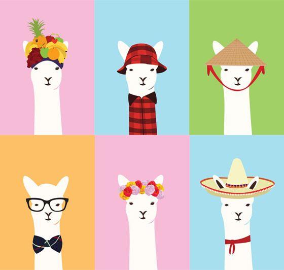 llama-friends