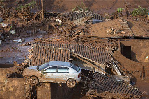 Acusan de homicidio a 7 por presa reventada en Brasil - http://a.tunx.co/f2N9H
