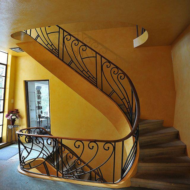 61 Best Art Deco Railings Images On Pinterest: 64 Best [=] ART DECO STAIRS [=] Images On Pinterest