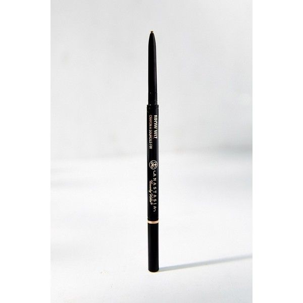 Anastasia Beverly Hills Brow Wiz ($21) ❤ liked on Polyvore featuring beauty products, makeup, eye makeup, medium ash, anastasia cosmetics, anastasia makeup, eye brow makeup, eyebrow cosmetics and eye pencil makeup