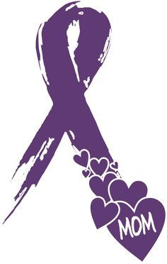 alzheimer's ribbon images - Google Search