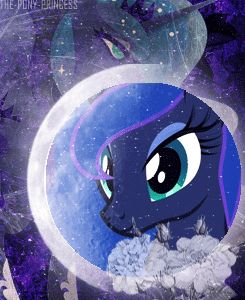 Анимашки с пони: Принцесса Луна