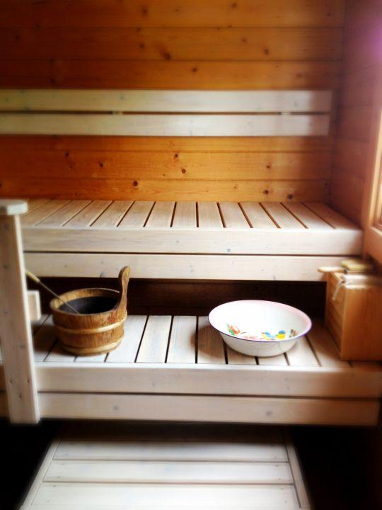 Vahattu sauna, #lauteeet
