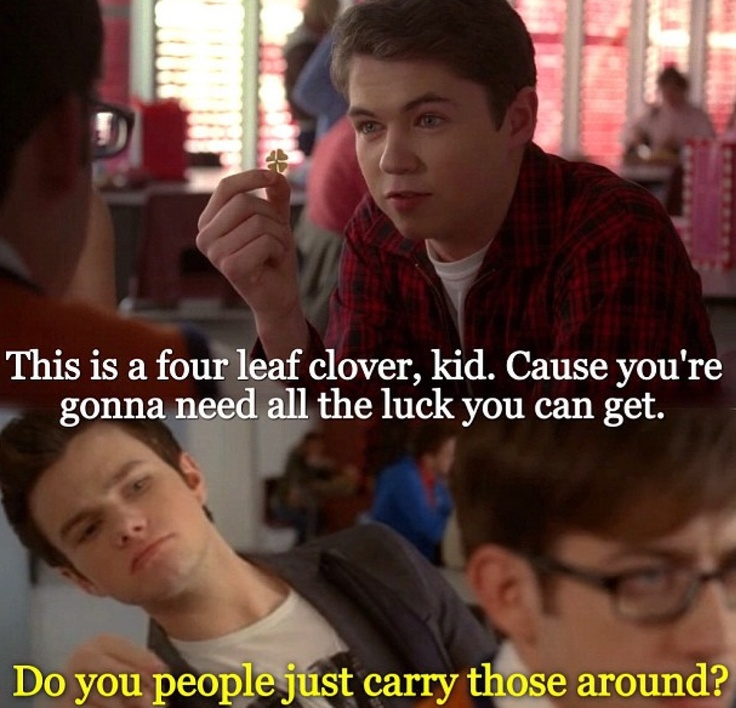No we don't Kurt, it's really hard to find them even in Ireland. XD