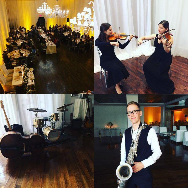 #livemusic #soulstationorchestra #montreal #wedding #musicians #lofthotelmontreal #mtlwedding #mymontreal #livemtl