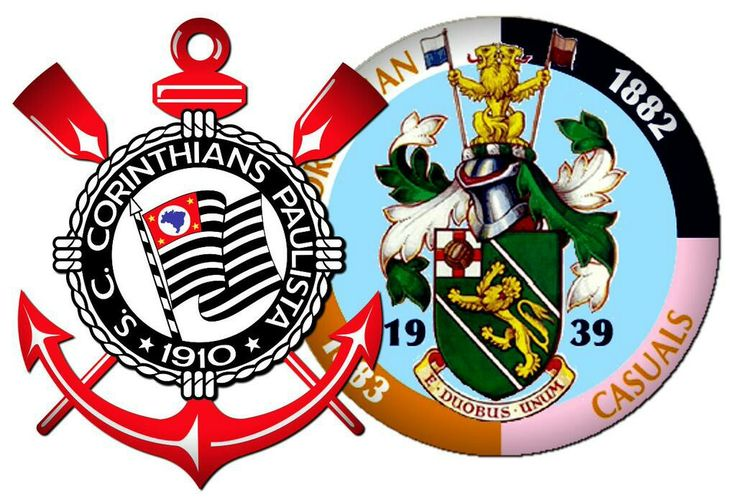 Sport Club Corinthians Paulista and Corinthian Casuals: Brothers in Football
