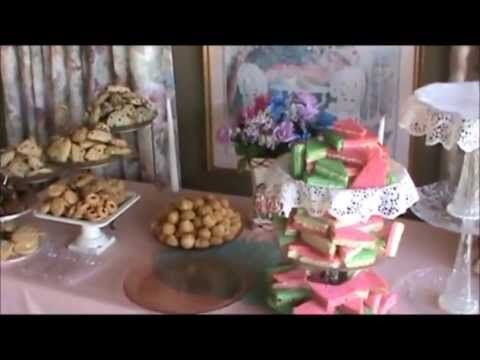 Party Day - Victorian Tea Party