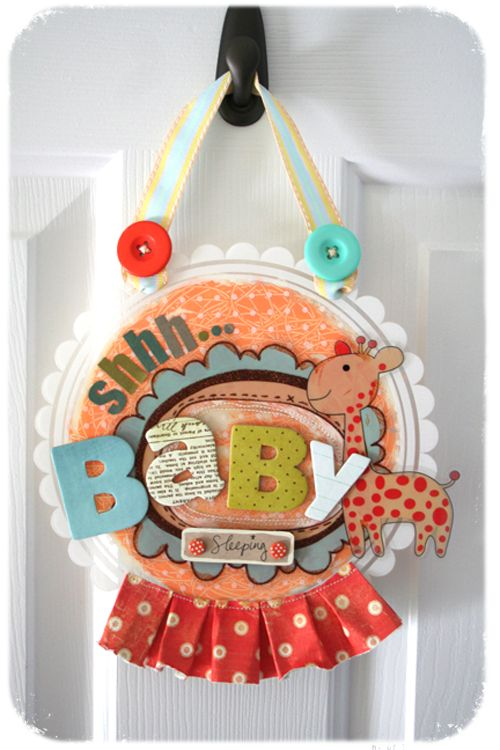 Personalzed Baby Signs - Baby Room Signs - Nursery Name Plaques