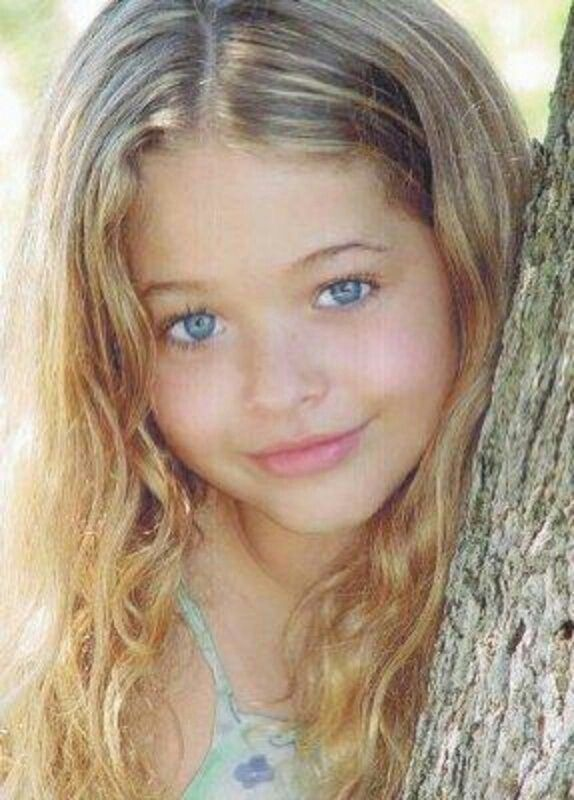 Young Sasha Pieterse | sasha Pieterse | Pinterest