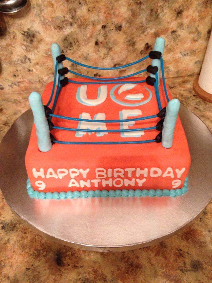 John Cena Birthday Cake Ideas The Best Cake Of 2018