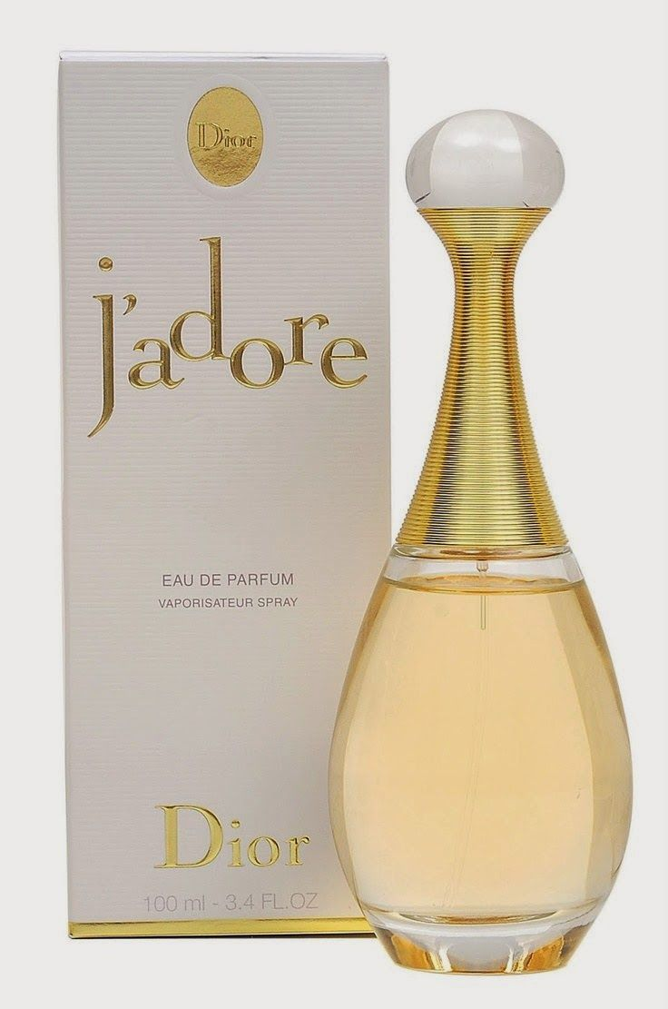 Total Stylish: Top 10 Finest Summer Perfumes for Women   J'adore Dior