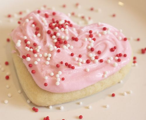 Valentine's Day Sour Cream Cookies & A Photographer's Dream Giveaway!