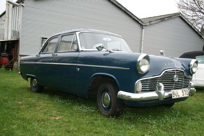 Ford Zephyr MK II - 1959