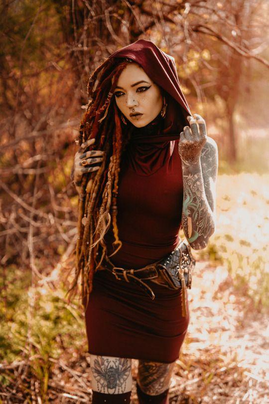 Morgin Riley Dreadlocks Girl Dreads Girl Girl Tattoos