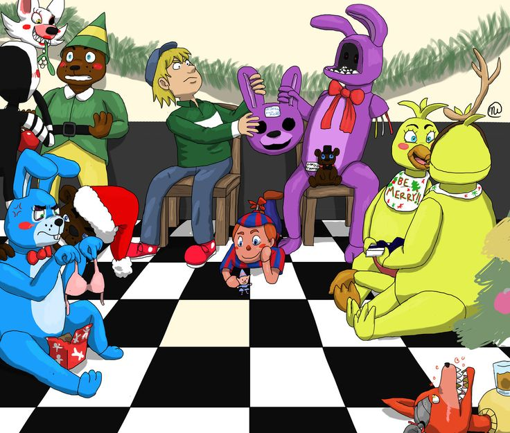 24 best fnaf christmas images on Pinterest | Freddy s, Merry ...