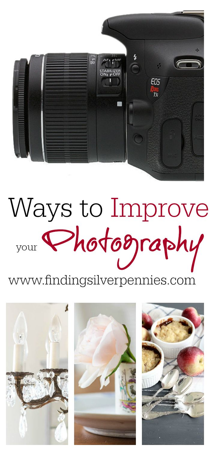 Do you have a DSLR camera that you got for Christmas? Are you scared to take it out of the box? Here are some tips on how to improve your photography!