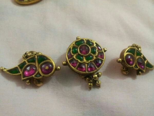 South indian jewellry