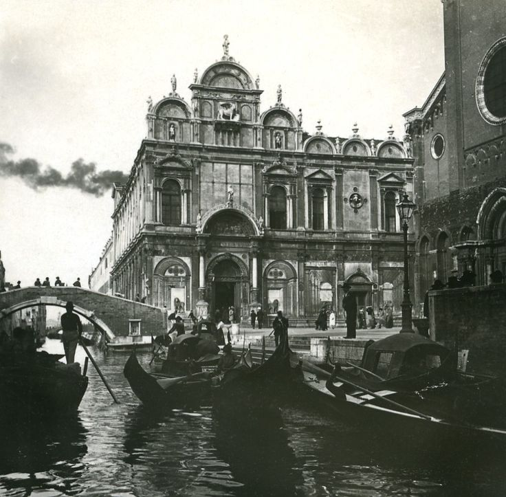 126 best Italy in Antique and Vintage Photographs images on ...
