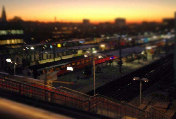 Fyra intercity Direct vanuit Breda