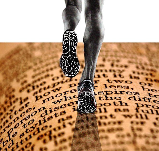 Mueva los pies para entrenar las neuronas | Zen | EL MUNDO