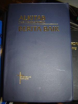 Alkitab / Berita Baik + Deuterokanonika / Edisi Kedua - Perjanjian Baru and Lama / Malay Catholic Bible with Thum index / TMALYV-062P TI DC