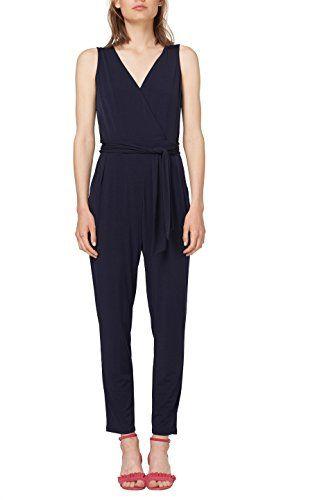 5acca1b611ee87 ESPRIT Collection Damen Jumpsuit - EUR 89.99 - 5 von 5 Sternen - mehr als 01