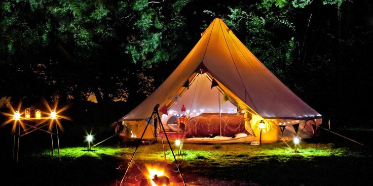A Collection of the Best Glamping Blogs. Get the Top Stories on Glamping in your inbox