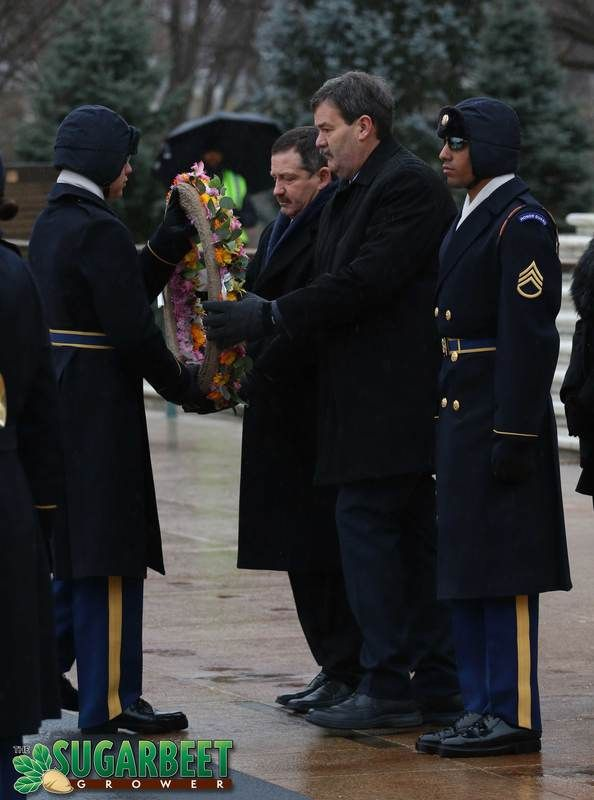 Photos: ASGA Wreath-Laying Ceremony at Tomb of the Unknown Soldier