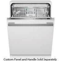 Ergonomic Basket Handles/ MultiComfort Area In The Lower Basket/ DetergentAgent/ Hot Water Connection/ Double WaterProof System/ ComfortClose/ Countdown Indicator/ Delay Start/ SensorWash/ Fully Integrated/ 3-Digit 7-Segment Indicator Control Panel/ Alternating Spray Arm Technology/ Recirculation Turbothermic Drying/ Custom Panel And Handle Sold Separately