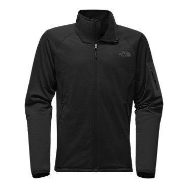 The North Face Men's Borod Full Zip Fleece Jacket