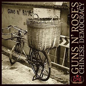 All The Time I Was Listening To My Own Wall of Sound: Guns 'n' Roses - Chinese Democracy