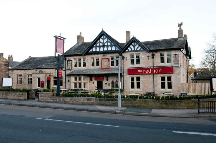 The Red Lion Hotel, Main Street, Burley in Wharfedale LS29 7BT