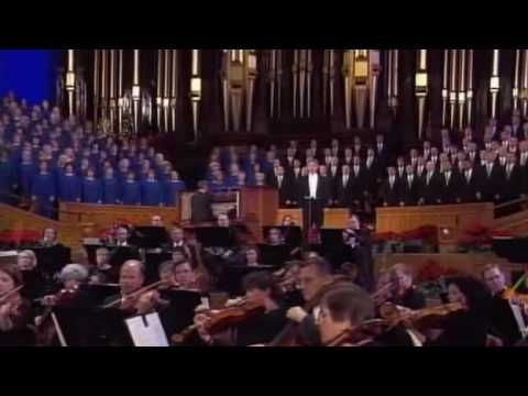 The Lord's Prayer in English, sung by Andrea Bocelli and the Mormon Tabernacle Choir