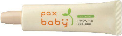 Taiyo Yushi Pax Baby   Sunscreen   Baby UV Cream 30g SPF17 PA+ by Pax Baby. $18.34