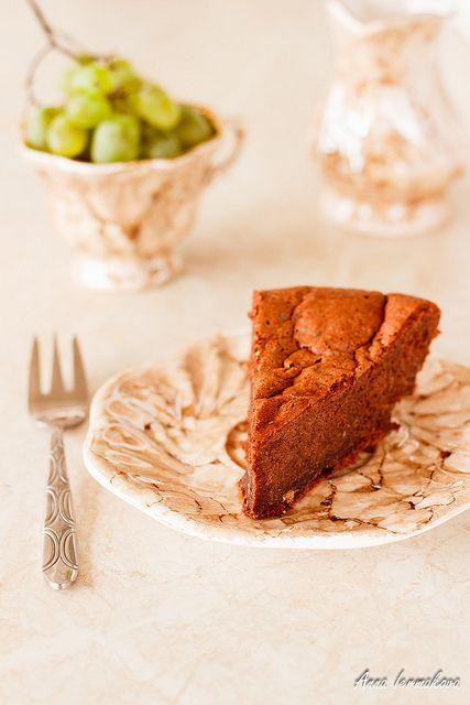 Нежнейший шоколадный торт Висторта