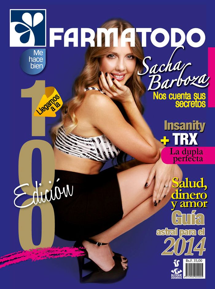 Revista Farmatodo Enero 2014 - Edición 100: To Visit, Things To, For, Places, Idea Para, To Buy, Cosa Para