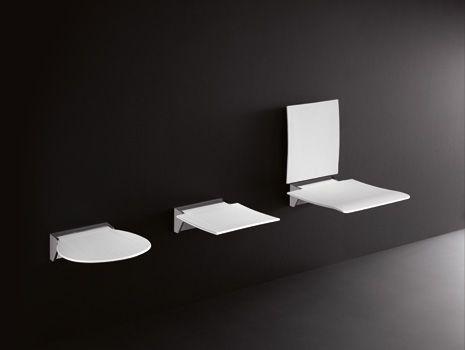 Duschsitze & Duschhocker | Hohe Belastbarkeit, komfortabel und sicher | HEWI