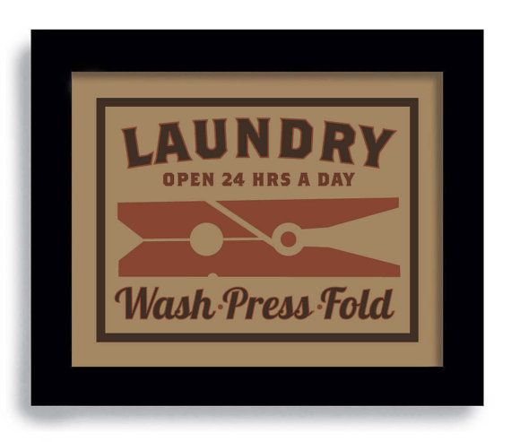 Cute Kitchen Signs: Cute Laundry Room Sign From Etsy