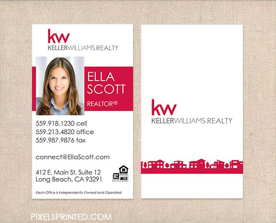 Realtor business cards selol ink realtor business cards reheart Images