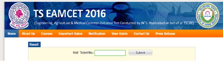 TS EAMCET Exam Result 2016,TS EAMCET Result 2016,TS EAMCET Exam Result,Telangana State EAMCET Result 2016,TS EAMCET score card,TS EAMCET Merit List,www.tseamcet.in TS EAMCET Exam Result 2016 – HelloFriendswe have a good news for all of you candidates who appeared the Examination of Telangana State EAMCET Exam 2016 which was held in 15th May 2016 are …