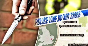 The UK Banned Guns-Now Stabbings and Violent Crime Are Out of Control While gun control advocates argue that stricter laws could prevent mass shootings, statistics show that countries with those laws in place are battling increasing rates of stabbings and other violent crimes.  The post The UK Banned Guns-Now Stabbings and Violent Crime Are Out of Control appeared