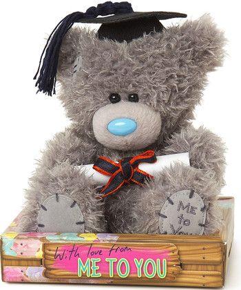 Graduation Teddy Bear Gift - Me to You