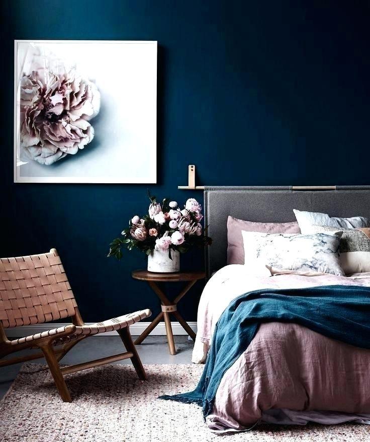 Grey Headboard Bedroom Ideas Extraordinary Navy Pink Bedroom Ideas