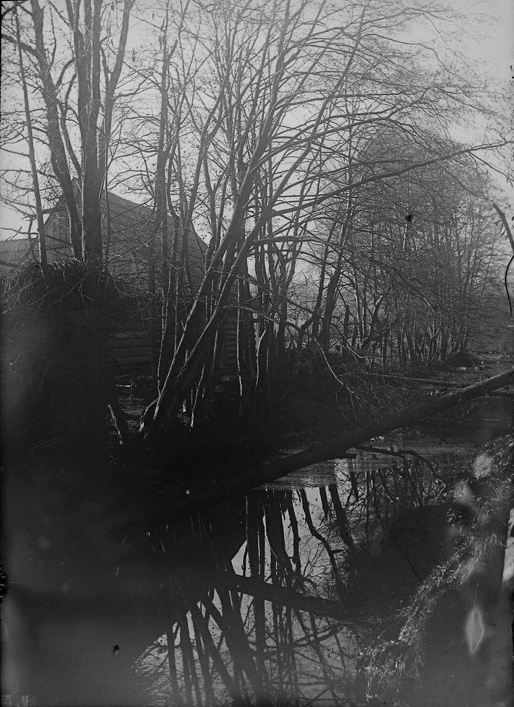 """les-sources-du-nil:  Stanisław Ignacy Witkiewicz (1885-1939) """"Woda koło Tatarów pod Gubałówką"""",Zakopane, 1900-1902 (The Tatra Museum in Zak..."""