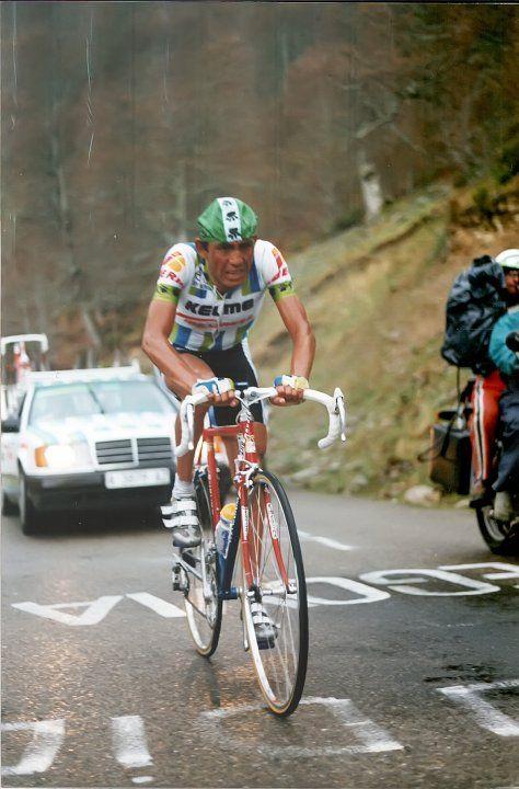 Fabio Parra Vuelta España 1990